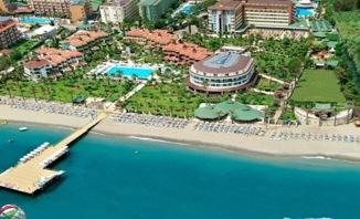 Antalya Transfer nach Side, Belek, Alanya
